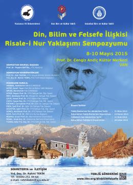 yyü afiş_press - İstanbul İlim ve Kültür Vakfı