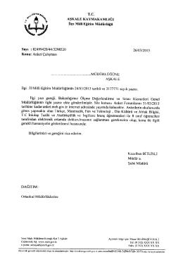 anket çalışması 26.03.2015 15:11 - erzurum