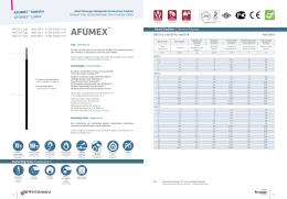 AFUMEX™ Kablolar