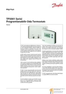 TP5001-Teknik