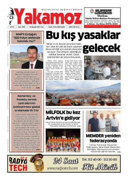 26.08.2014 sal  - Milas Medya Arşivi
