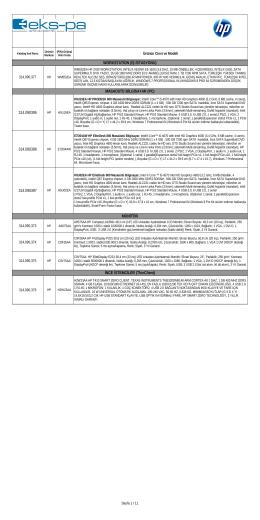 WORKSTATION (İŞ İSTASYONU) MASAÜSTÜ BİLGİSAYAR (PC