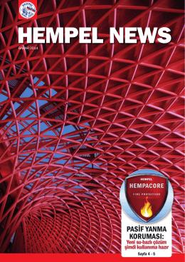 Hempel NEWS (Bahar 2014)