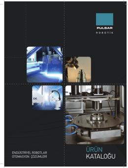 Pulsar Robotik Genel Kataloğu için tıklayınız