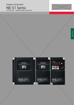Hitachi - Broşür Sürücü NE-S1