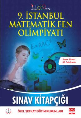 6.Sınıf soru kitapçığı