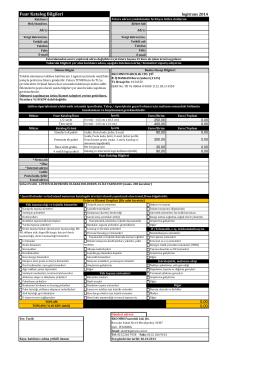 Katalog Giriş Formu