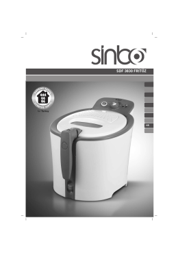 SDF 3830 FR‹TÖZ - produktinfo.conrad.com