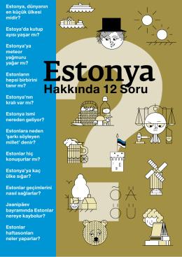 Hakkında 12 Soru - Eesti Instituut