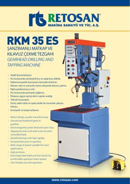 RKM 35 ES