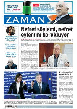 Sayı 13: 31 Mart — 6 Nisan 2014