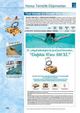 """Dolphin Wave 300 XL"""