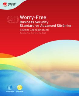 Worry-Free™ p
