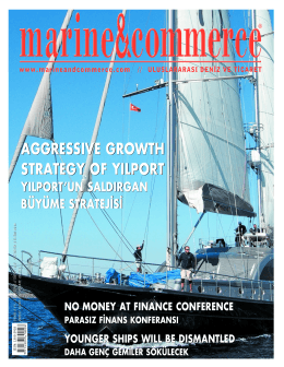 aggressive growth strategy of yilport aggressive growth strategy of