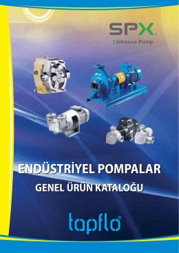 Johnson Pump Endüstriyel Ürünler Katalogu