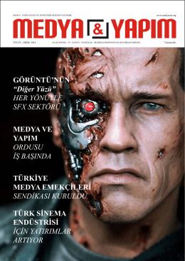medya ve yapım dergisi