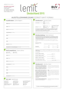 BUV - LeMit Deutschland 2015