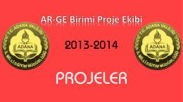 PowerPoint Sunusu - Adana Milli Eğitim Müdürlüğü