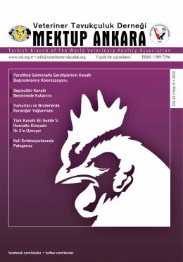 Mektup-Ankara-Kasim-2014 - Veteriner Tavukçuluk Derneği