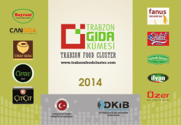 TRABZON_FOOD_CLUSTER