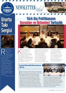 Urartu Takı Sergisi - Kadir Has Üniversitesi