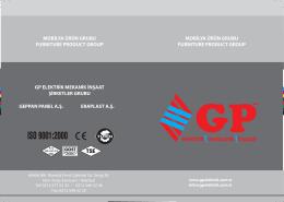 parke - GP Elektrik Mekanik İnşaat
