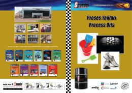 Proses Yağları Katalog İndir (PDF)