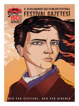 İşçi Filmleri Festivali Gazetesi 2014 - Uluslararası İşçi Filmleri Festivali