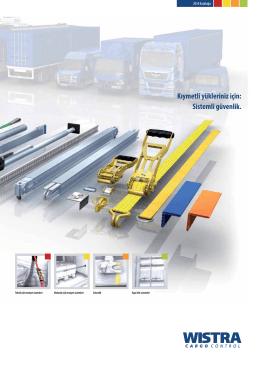 Ürün Kataloğu tamamlandı PDF (Tarih: Şubat 2014)
