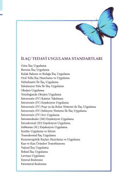 48. Göze İlaç Uygulama - İzmir Güney Kamu Hastaneleri Birliği