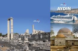 aydın tanıtım broşürü - aydın il kültür ve turizm müdürlüğü