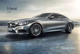 S-Serisi Coupé Broşür - Mercedes-Benz