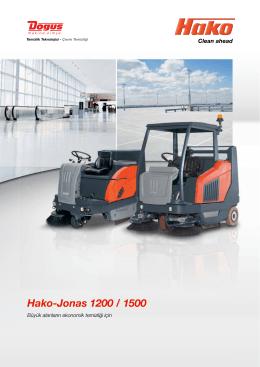Hako-Jonas 1200 / 1500