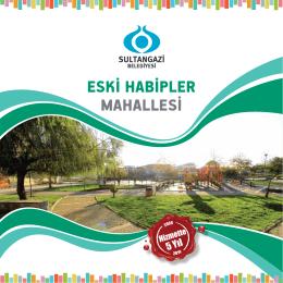 ESKİ HABİPLER MAHALLESİ - Sultangazi Belediyesi