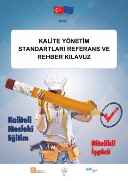 Kalite Yönetim Standartları Referans ve Rehber Kılavuz