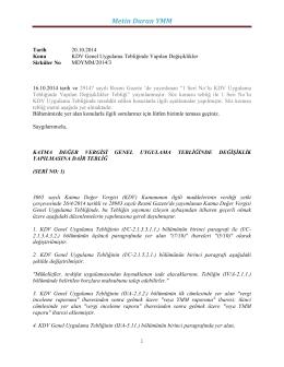 mdymm/2014-3 - Metin DURAN YMM