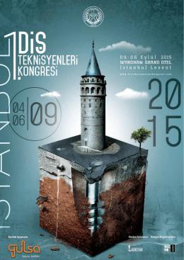 Katılım ve Sponsorluk - istanbul diş teknisiyenleri kongresi