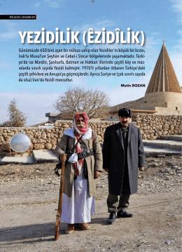 YEZİDİLİK (ÊZİDÎLİK)