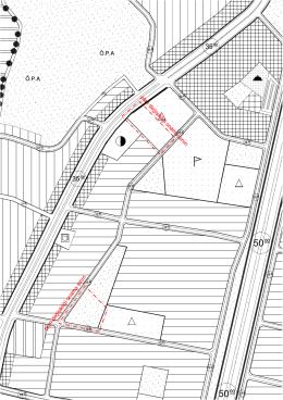 İslahiye İlçesi Boğaziçi Mahallesi park ve eğitim tesisi alanı nazım