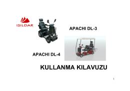 DL-4 ve DL-3 KULLANMA