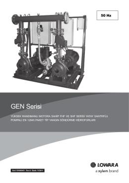 GEN Serisi - Omni Enerji