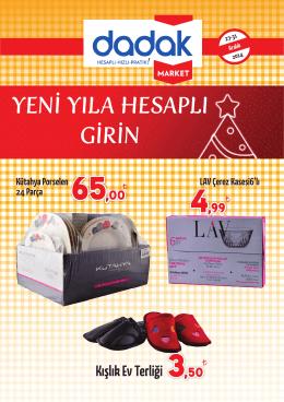 pdf görmek için - Dadak Market / Anasayfa