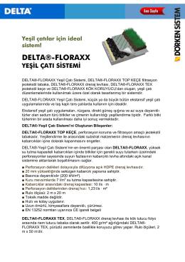 DELTA®-FLORAXX