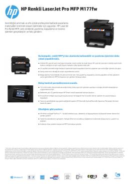 IPG HW HPS Commercial MFP Datasheet