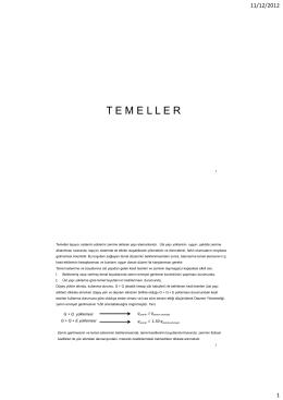 3-Temeller