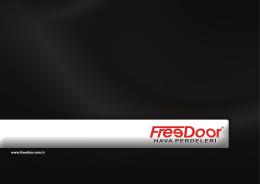 Freedoor Hava Perdesi