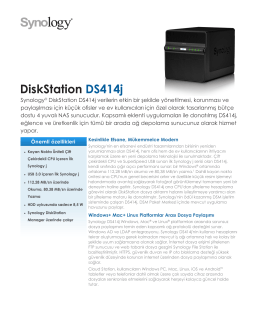 DiskStation DS414j