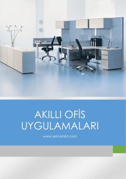 akıllı ofis uygulamaları