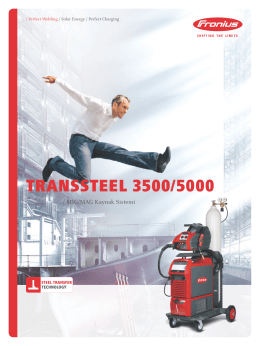 transsteel 3500/5000