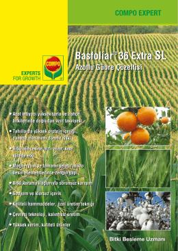 Basfoliar® 36 Extra SL